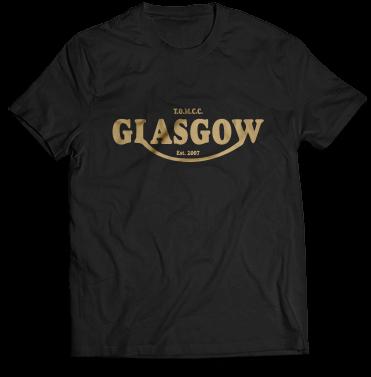 Club T-Shirt (Black & Gold)
